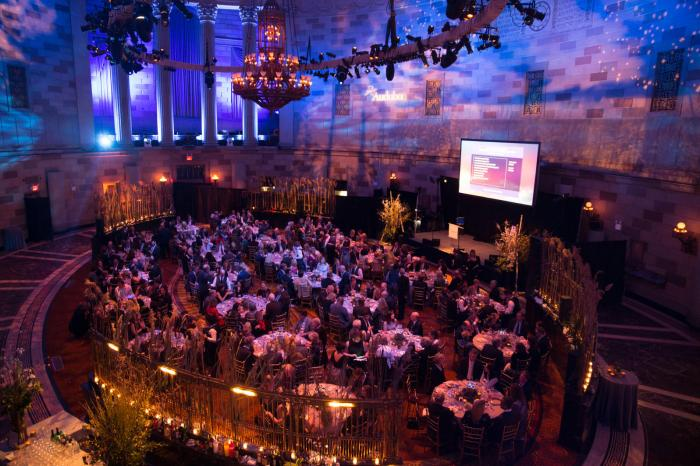 2017 Audubon Gala Honors Frances Beinecke and Nathaniel P. Reed