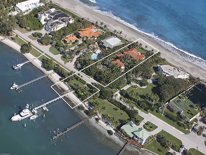 Additional photo for property listing at Breathtaking Ocean to Intracoastal Estate  Jupiter Island, Florida,33455 Estados Unidos