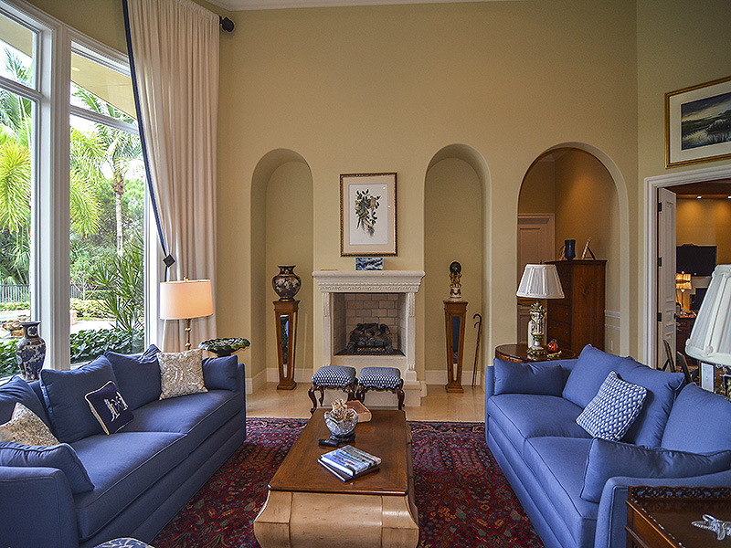 Additional photo for property listing at Meticulous Medalist Village Residence  Hobe Sound, Florida,33455 United States